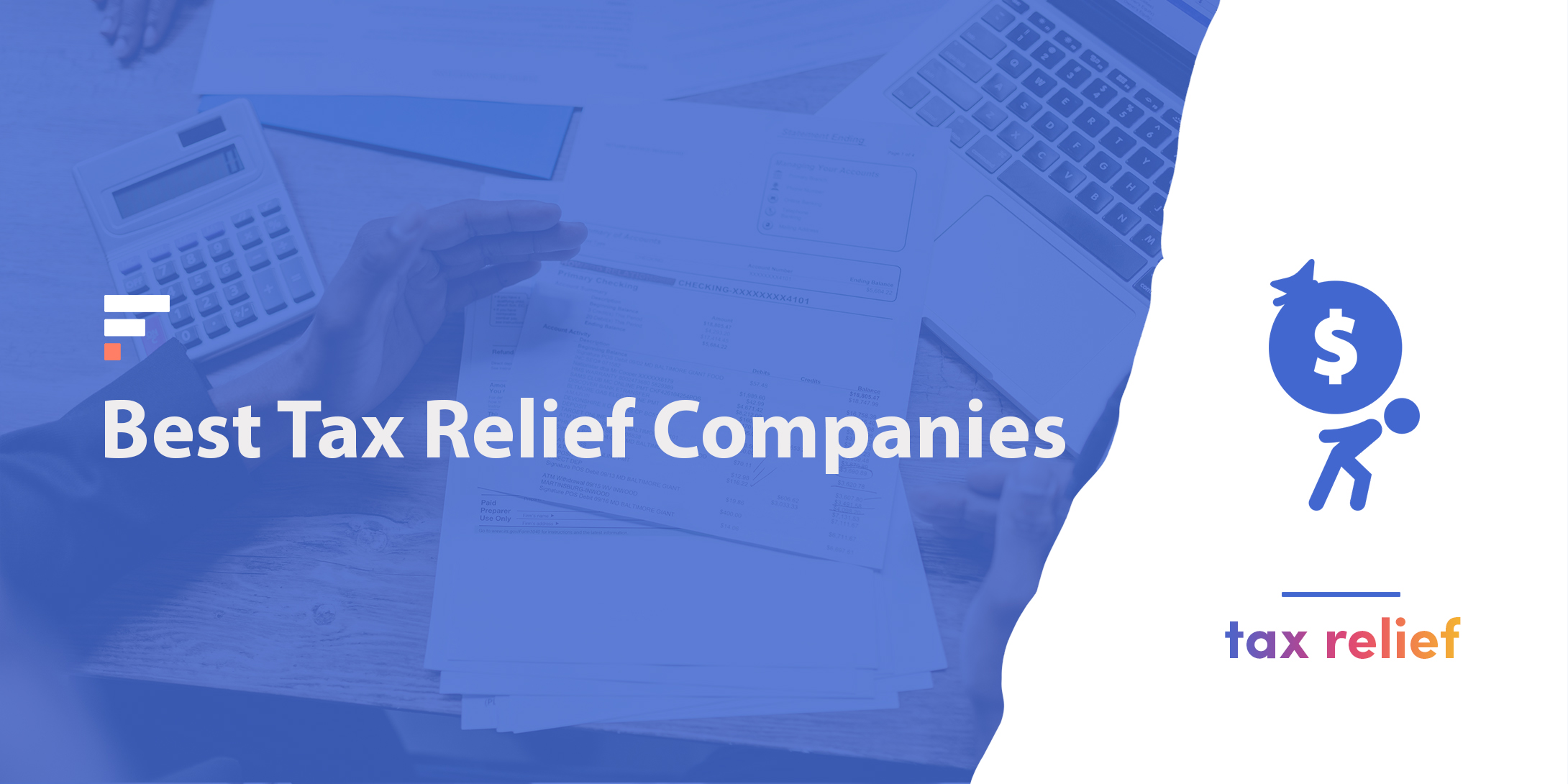 Best Tax Relief Companies In 2021 – Costs & Reviews