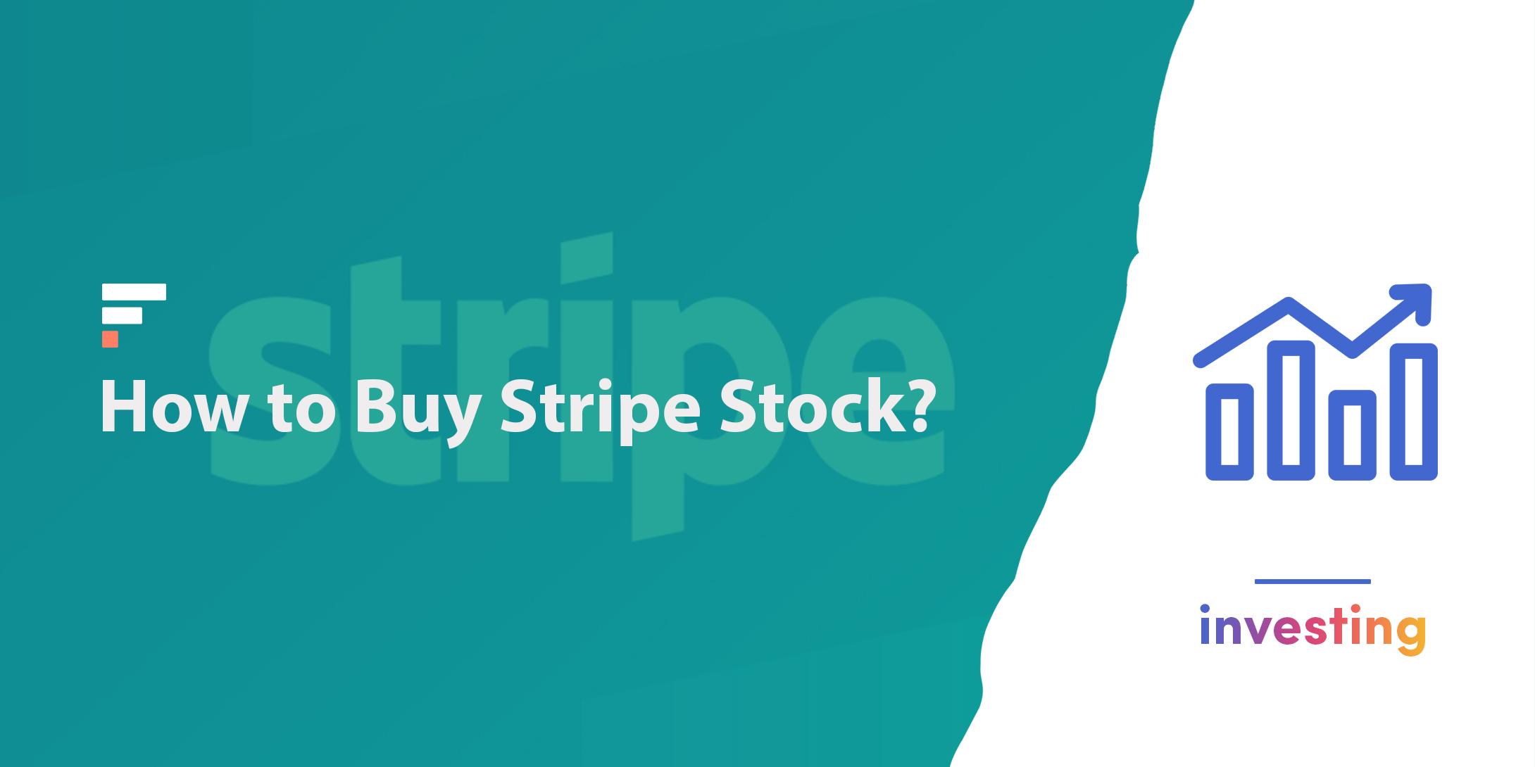 How to buy Stripe stock?