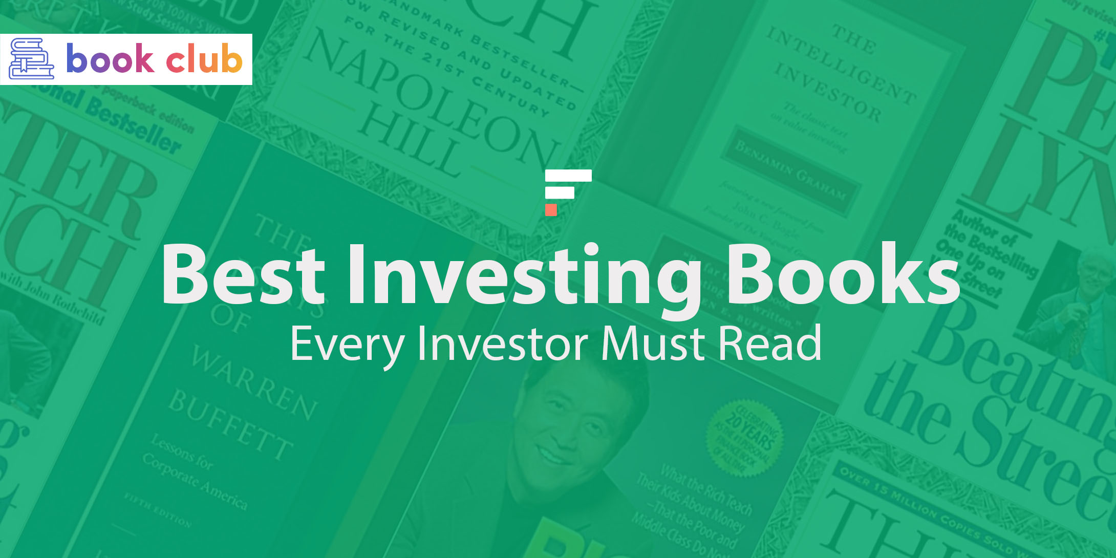 Best Investing Books Every Investor Must Read