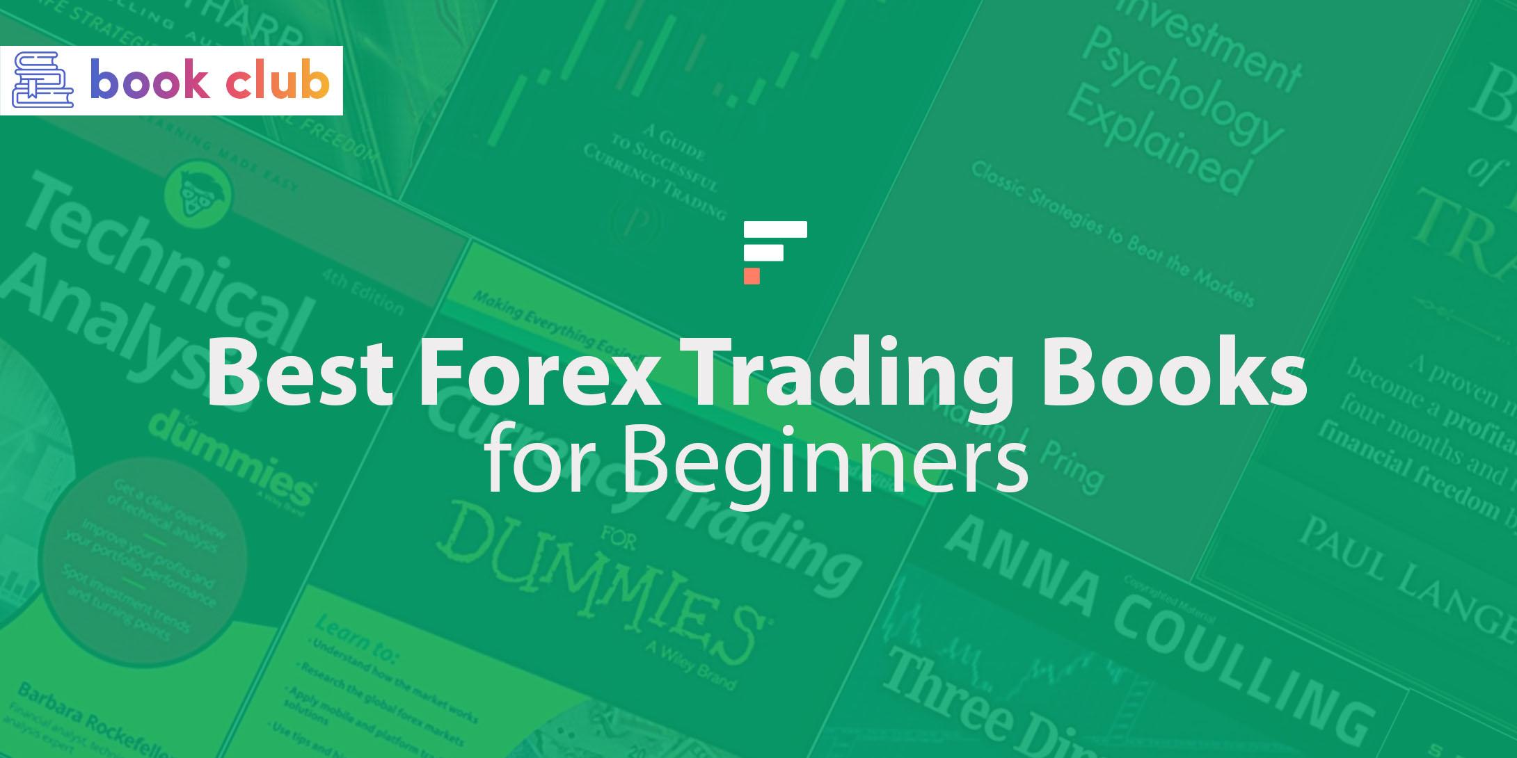 7 Best Forex Trading Books for Beginners