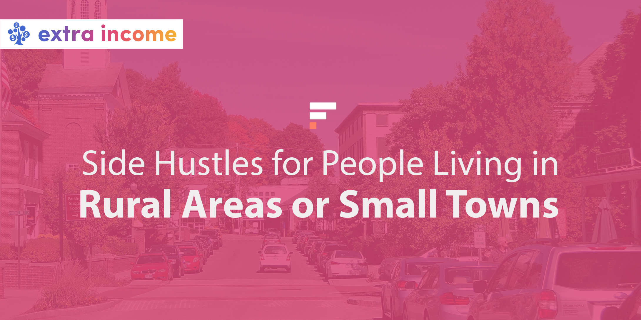 Side hustles for people living in rural areas or small towns