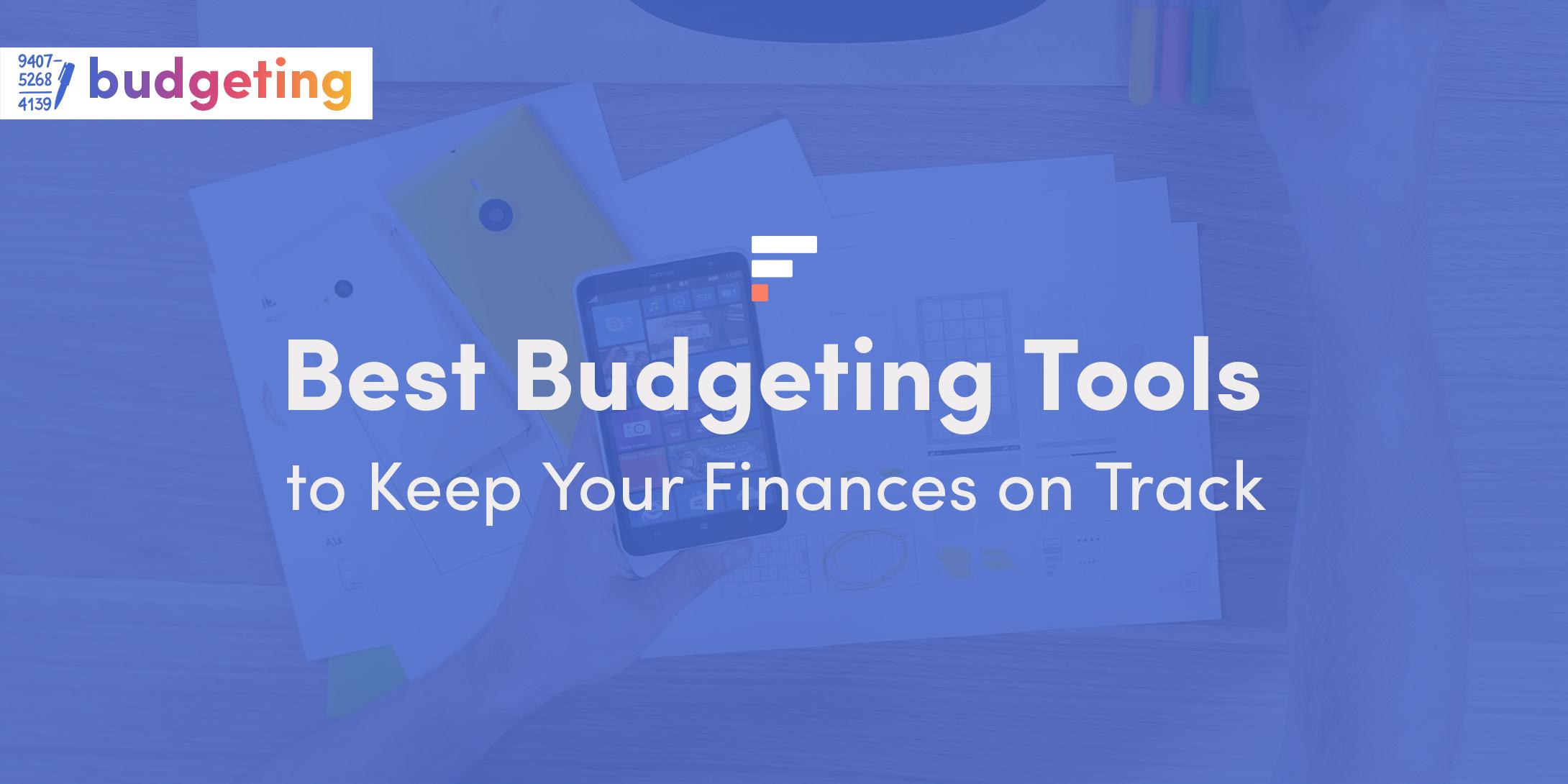 best budgeting tools