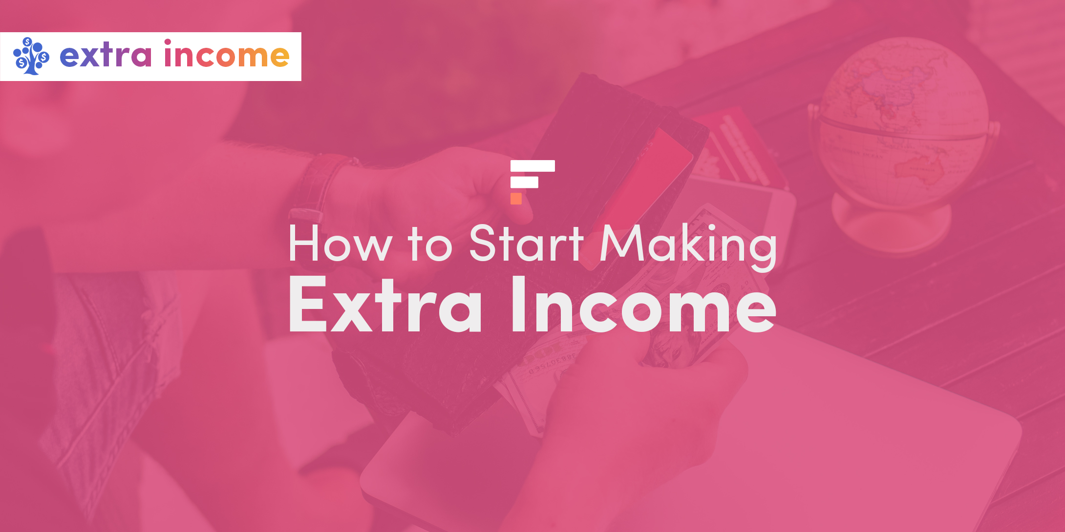How to start making extra income