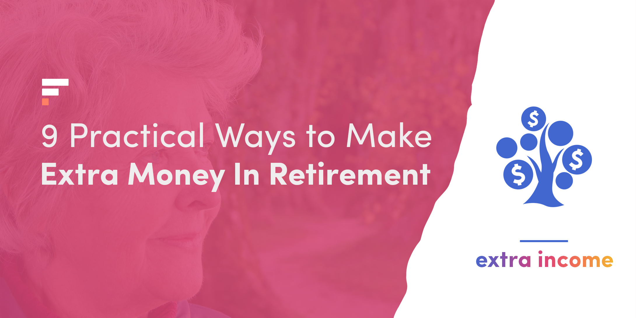 Make extra income in retirement