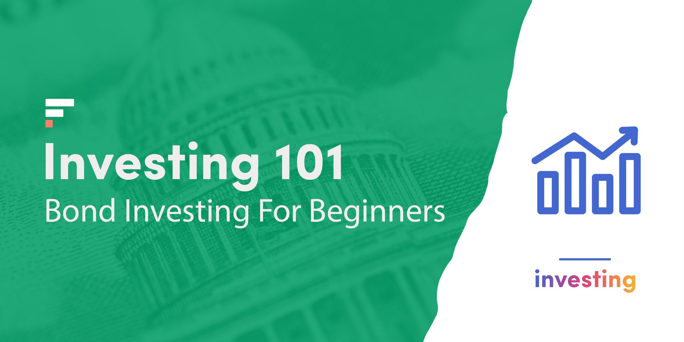 Bond investing for beginners
