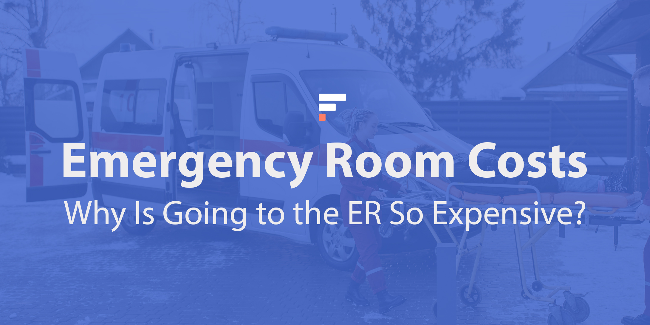 Emergency room costs