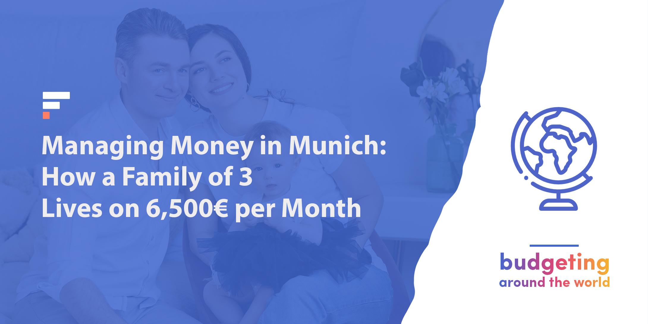 Budgeting Munich