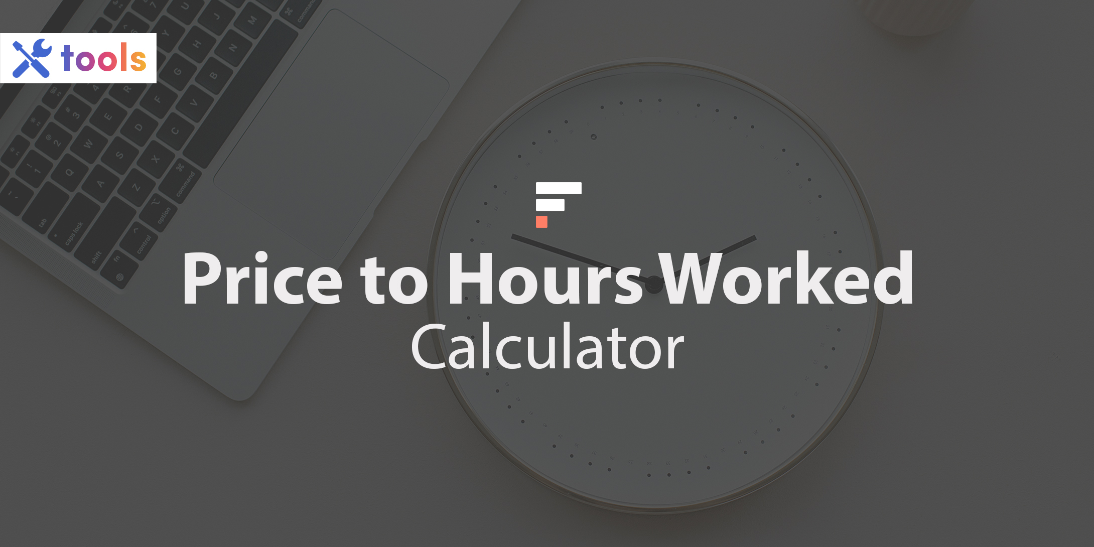 Price to hours worked calculator