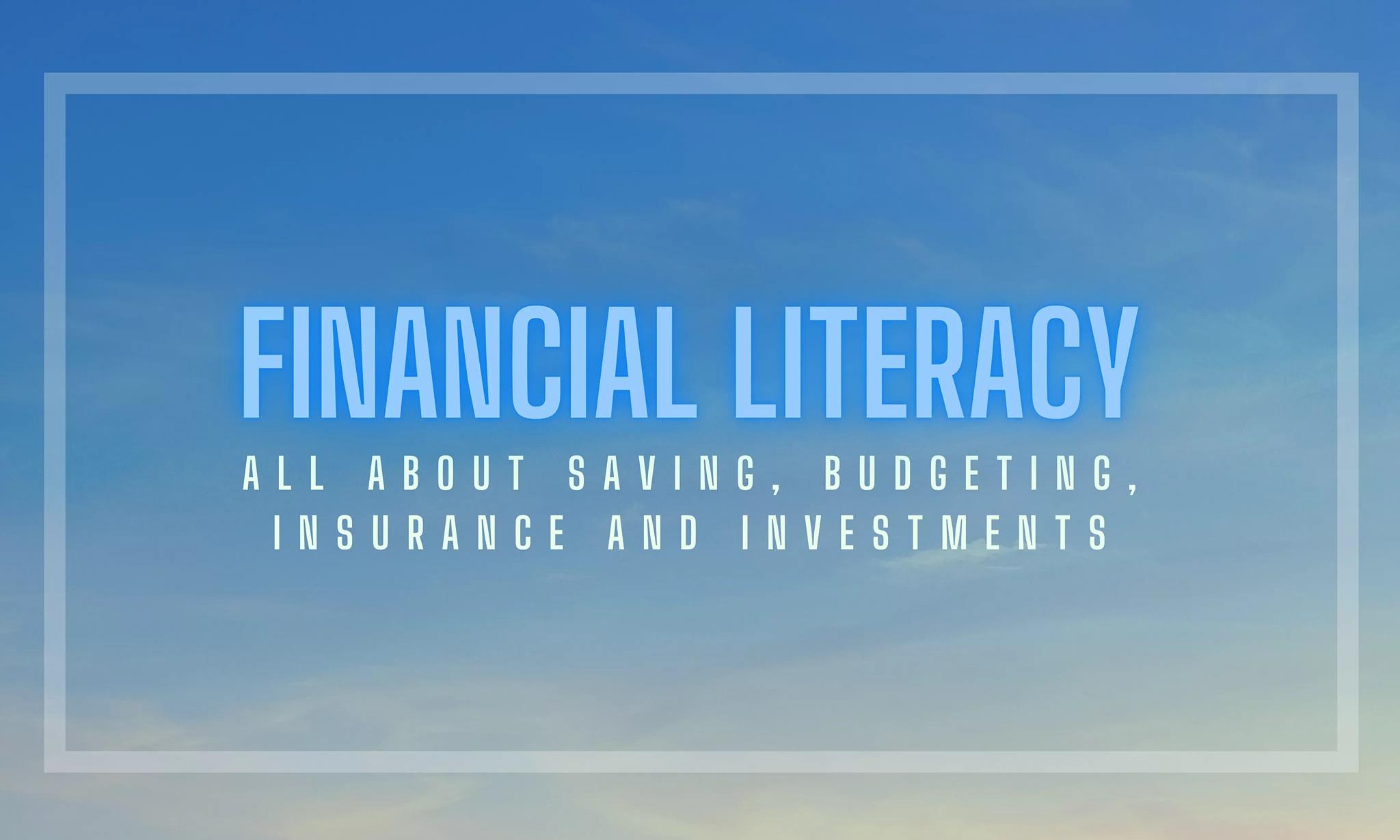 Financial Literacy Facebook group