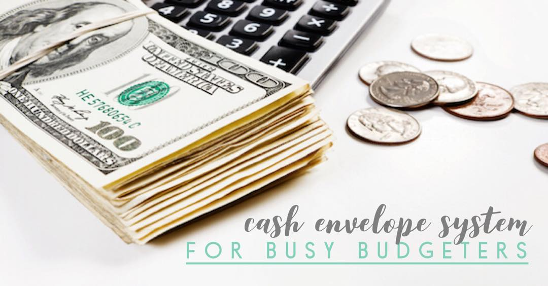 Busy Budgeters - Cash Envelope System Facebook group