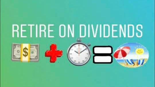 Retire on Dividends Facebook group