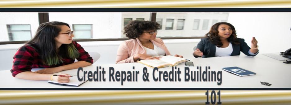 Credit Repair & Credit Building 101 Facebook group
