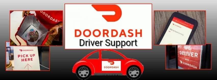Doordash, Uber Eats, Instacart, Postmates, Shipt Driver Support Facebook group