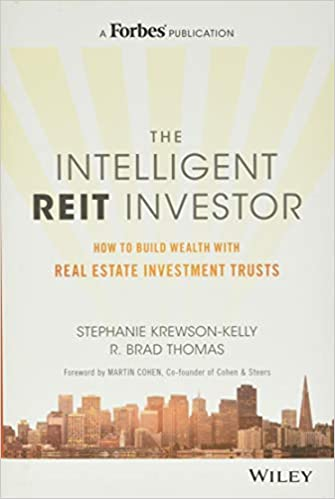 The Intelligent REIT Investor book cover