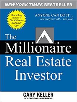 The Millionaire Real Estate Investor book cover