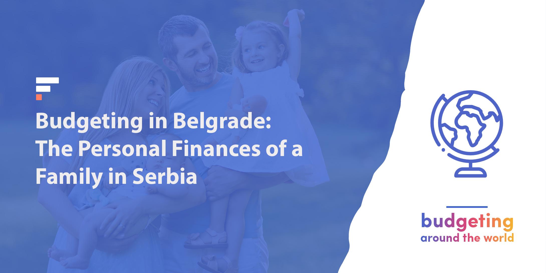 Budgeting Belgrade