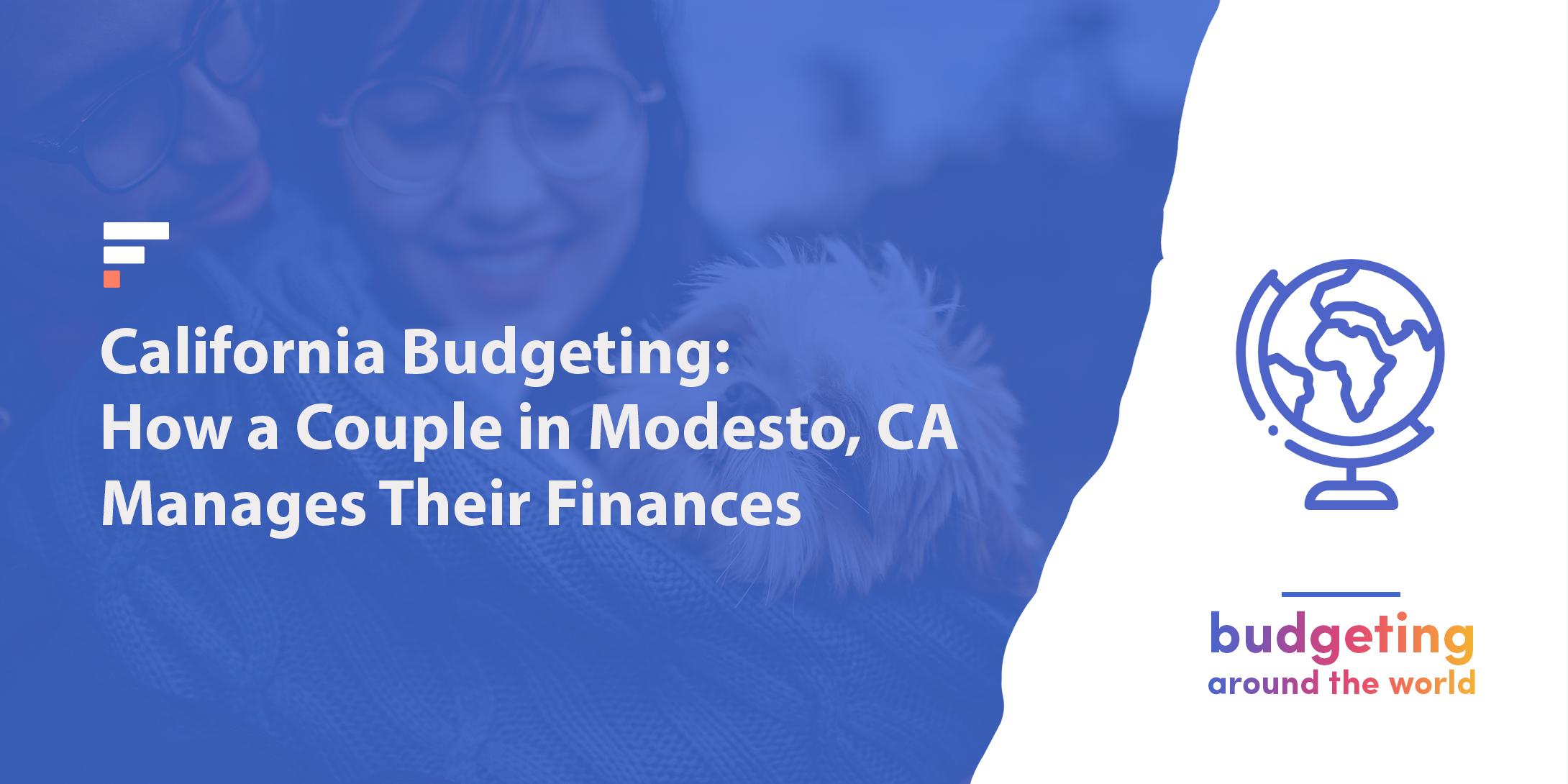 Budgeting in Modesto, California