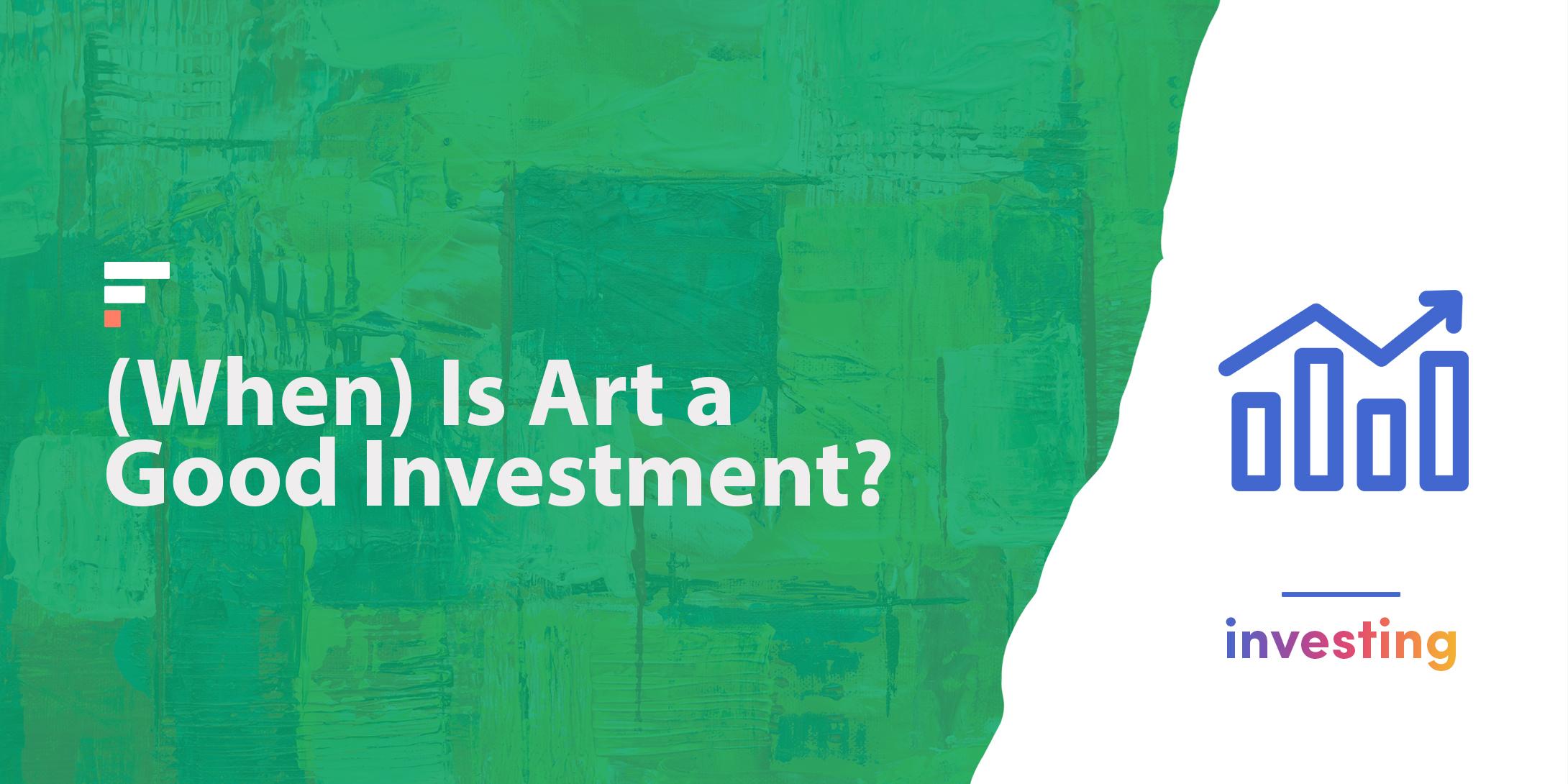 Investing in art