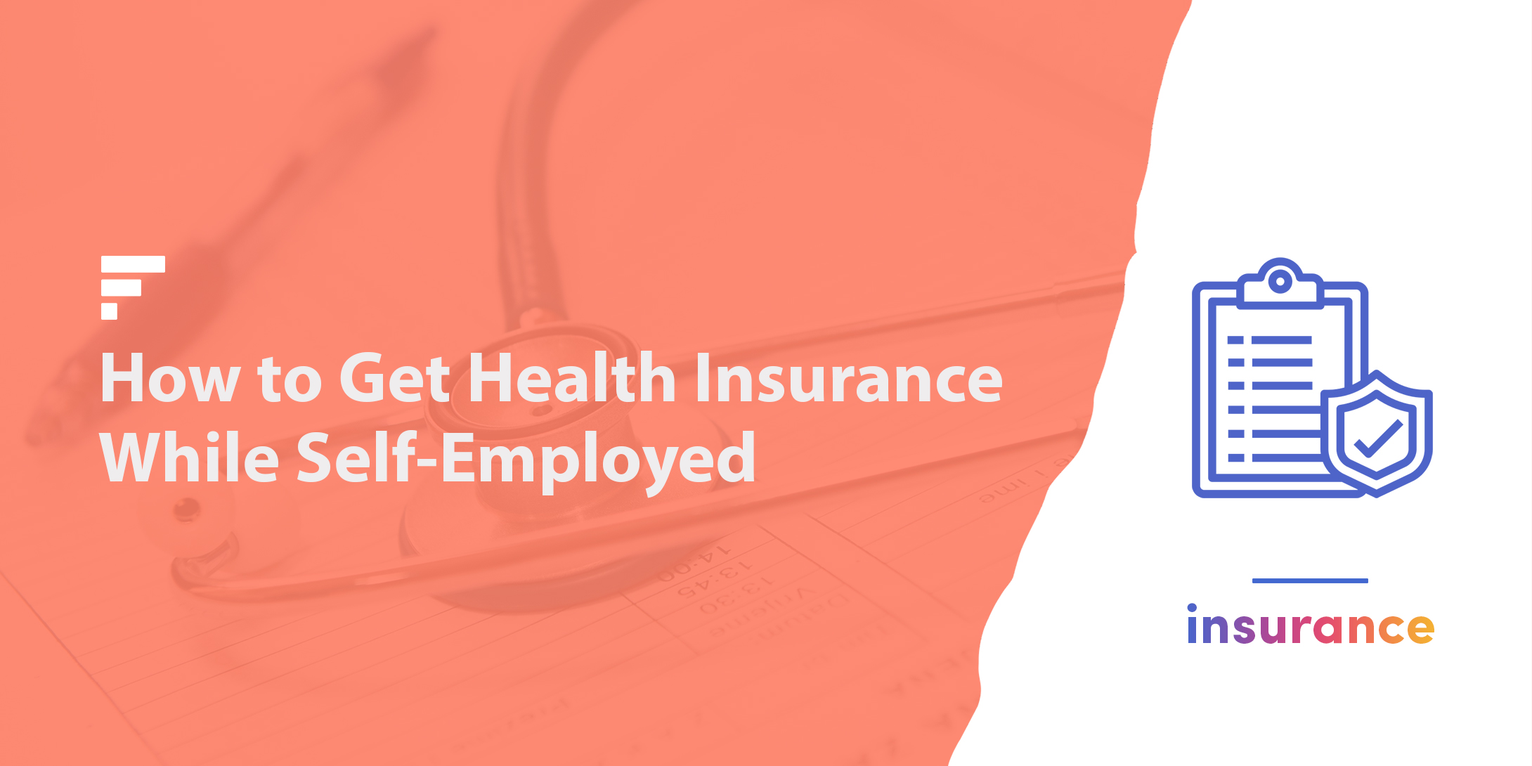 How to get health insurance while self-employed