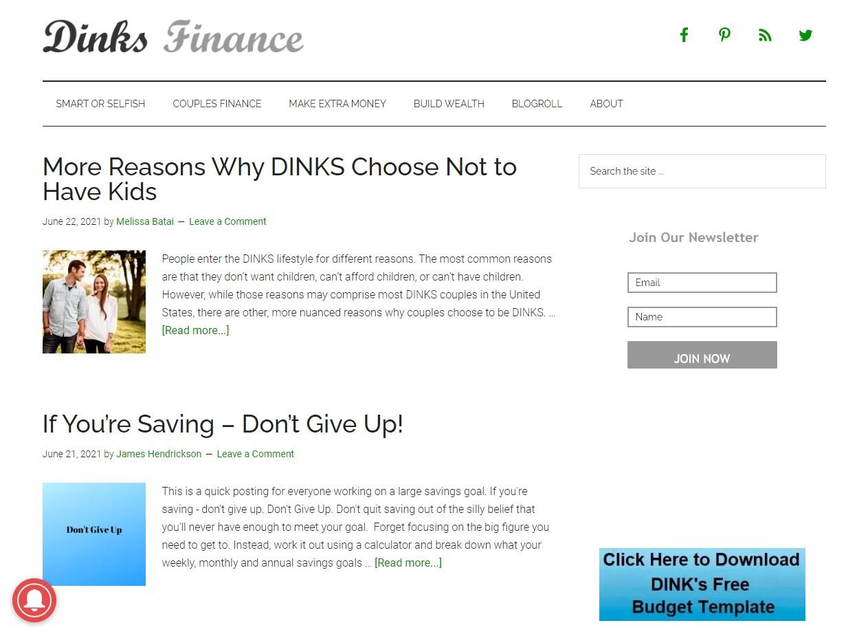 Dinks Finance