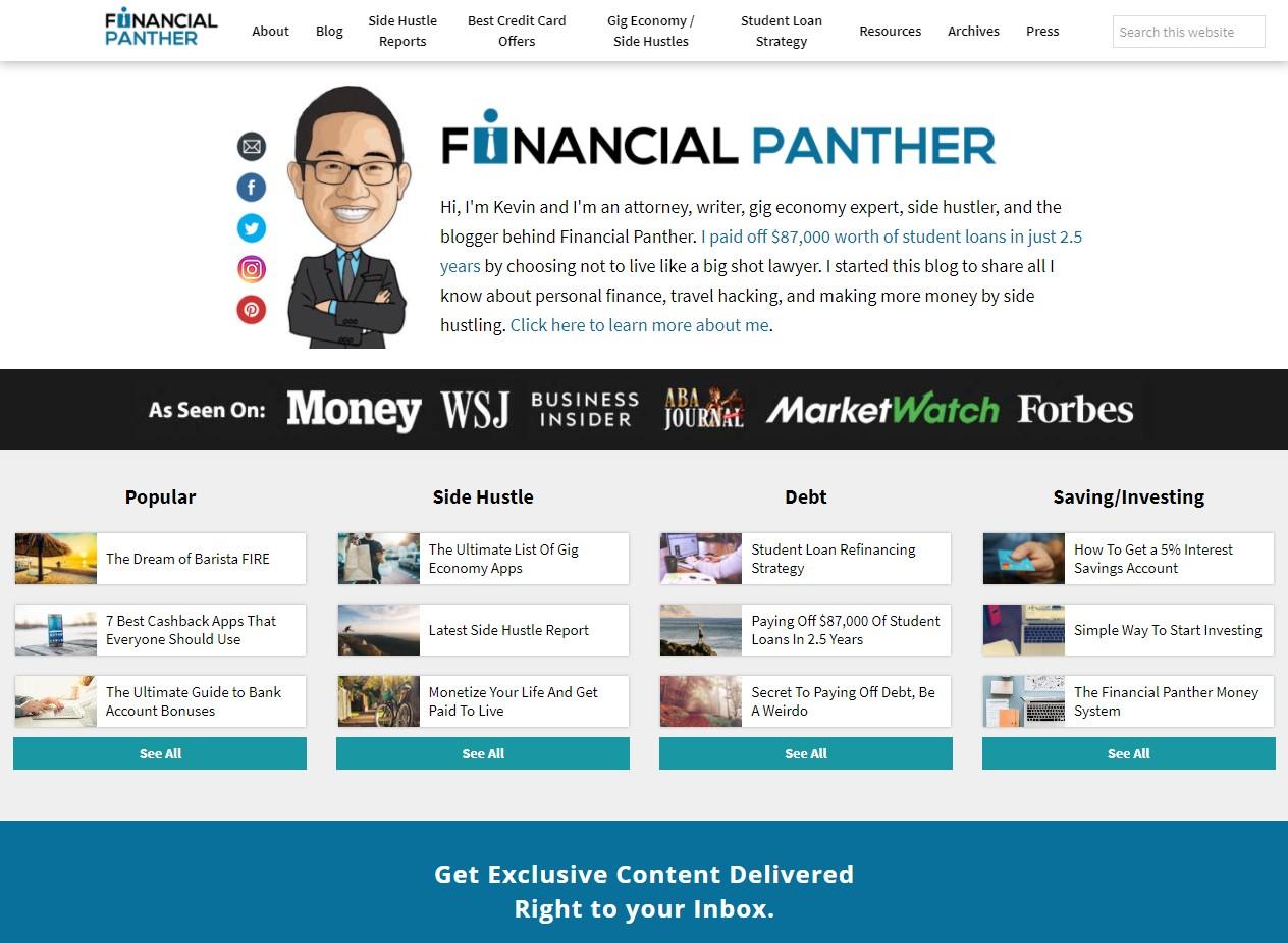 Financial Panther