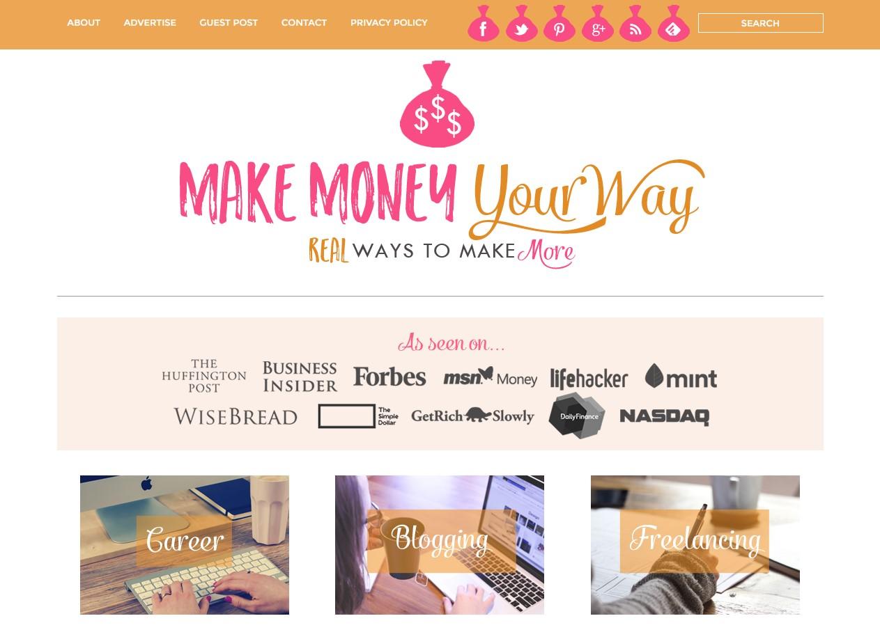 Make Money Your Way