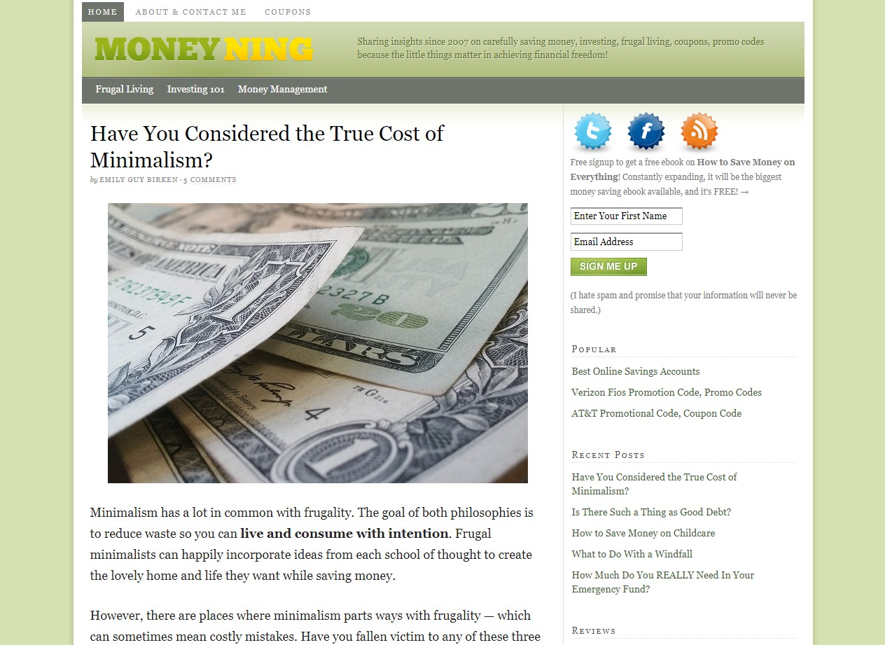 Money Ning