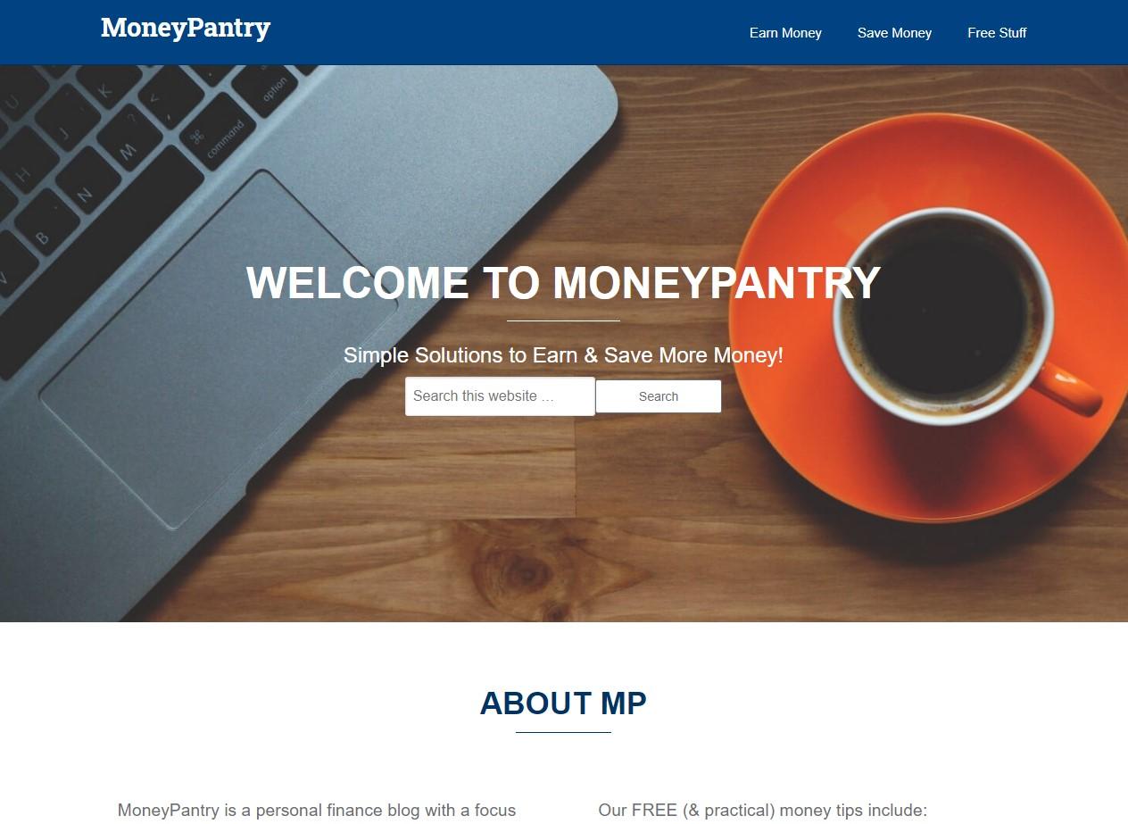 Money Pantry