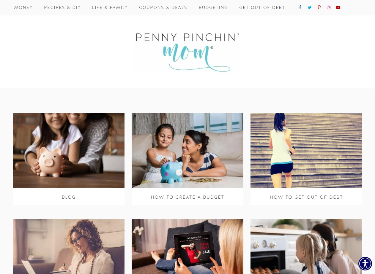 Penny Pinchin Mom