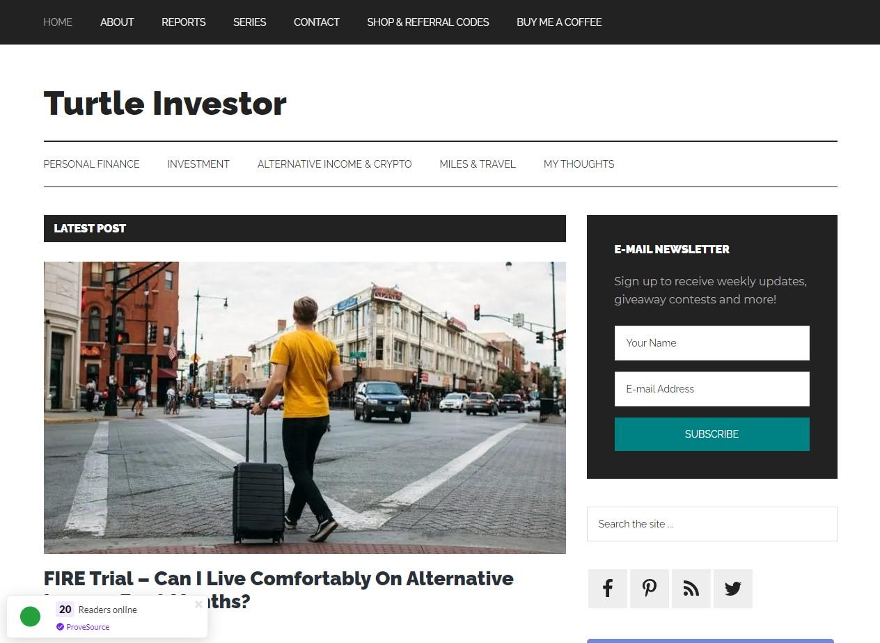 Turtle Investor