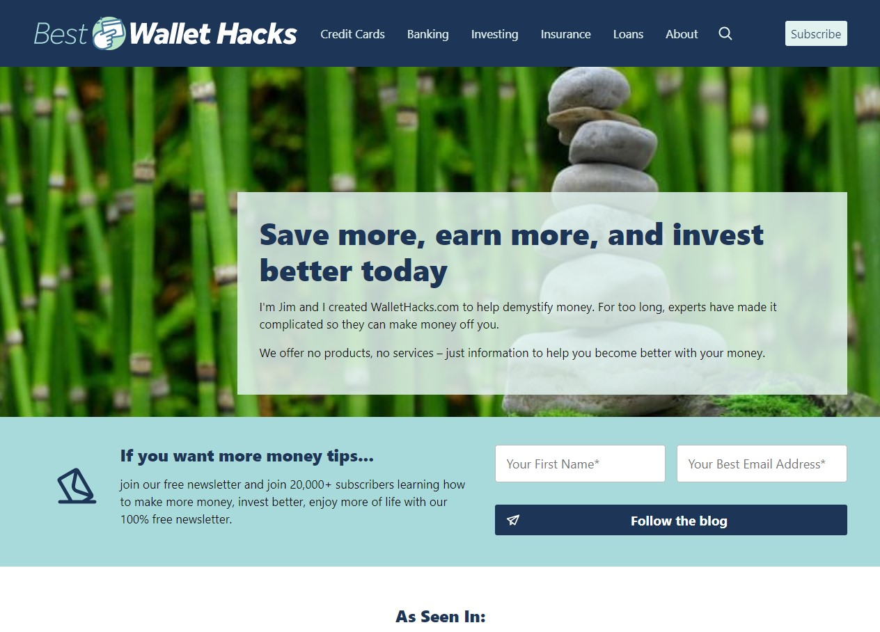 Wallet Hacks