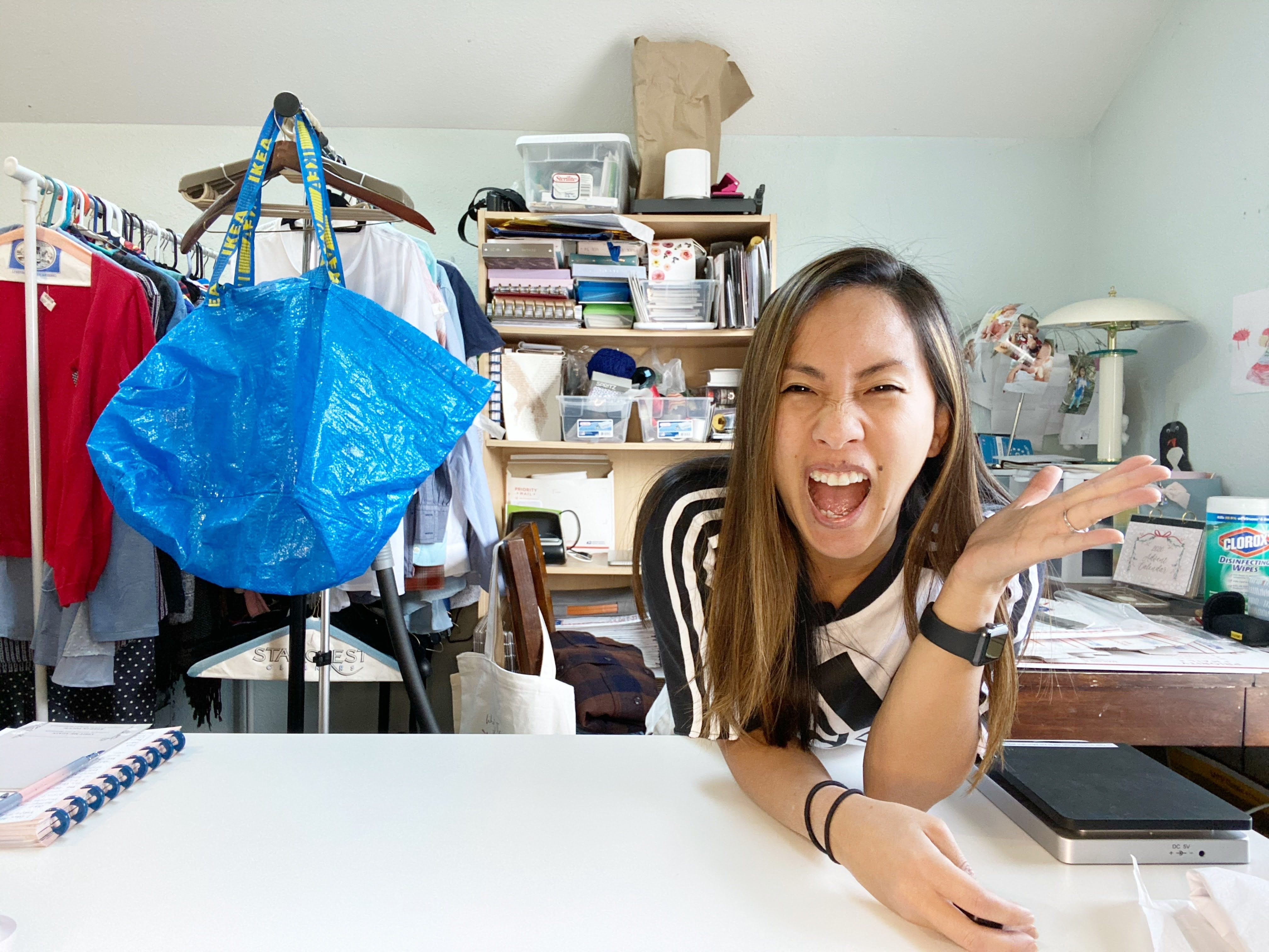 Becky Park teaches you everything about reselling on Poshmark