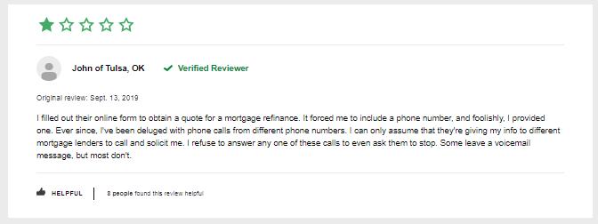 lendingtreee auto loan reviews consumer affairs complaints