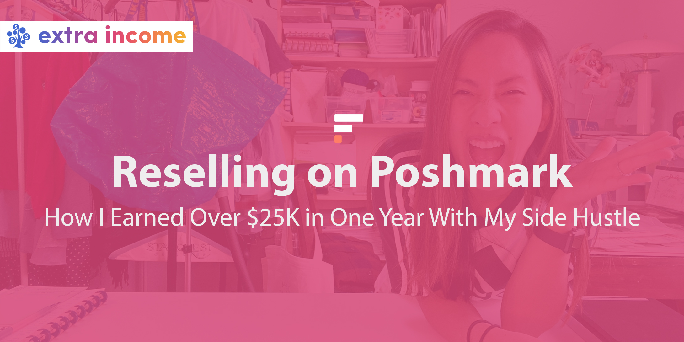 How to sell on Poshmark: How I Earned Over $25K in One Year With My Side Hustle