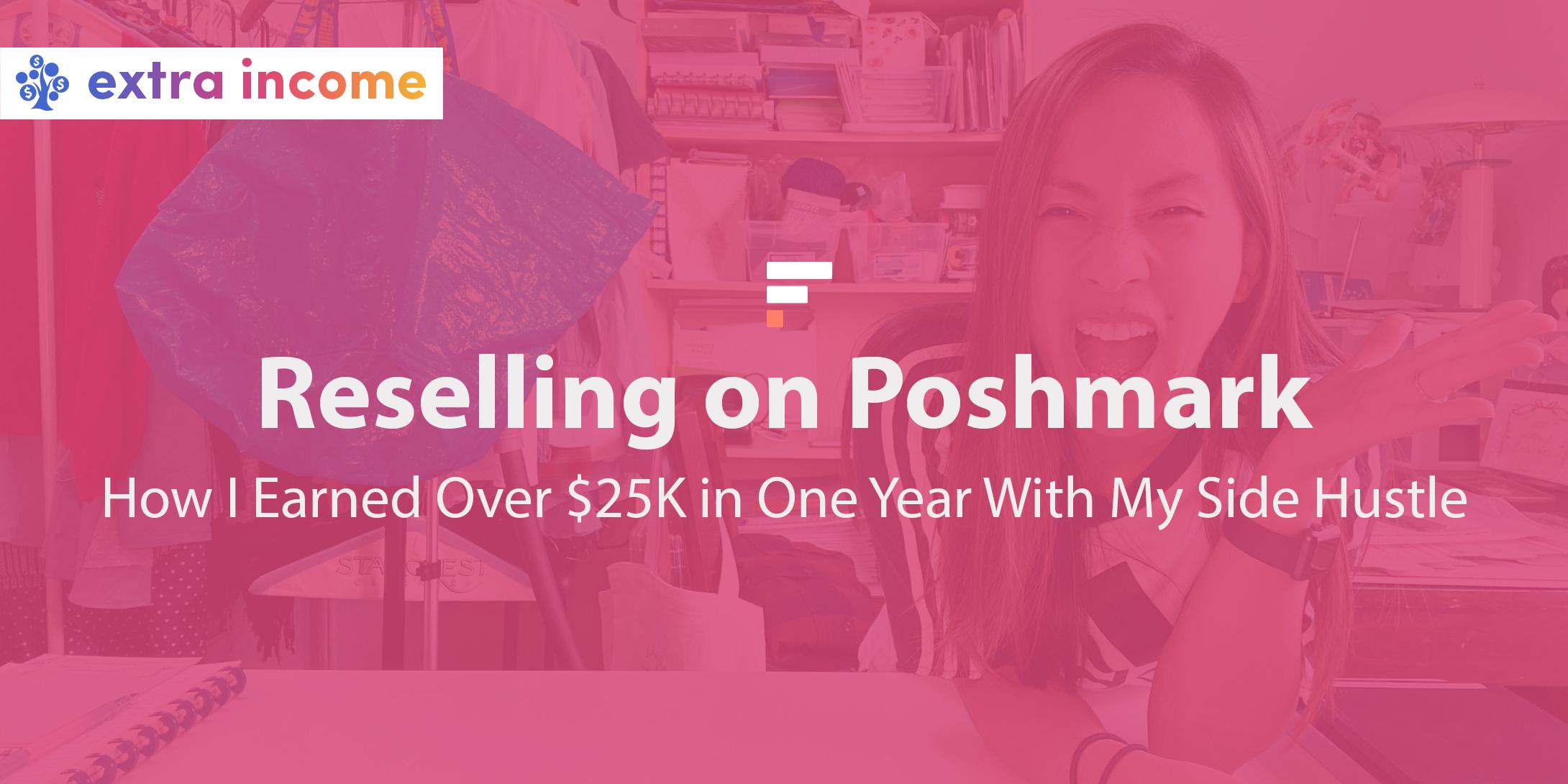 Reselling on Poshmark