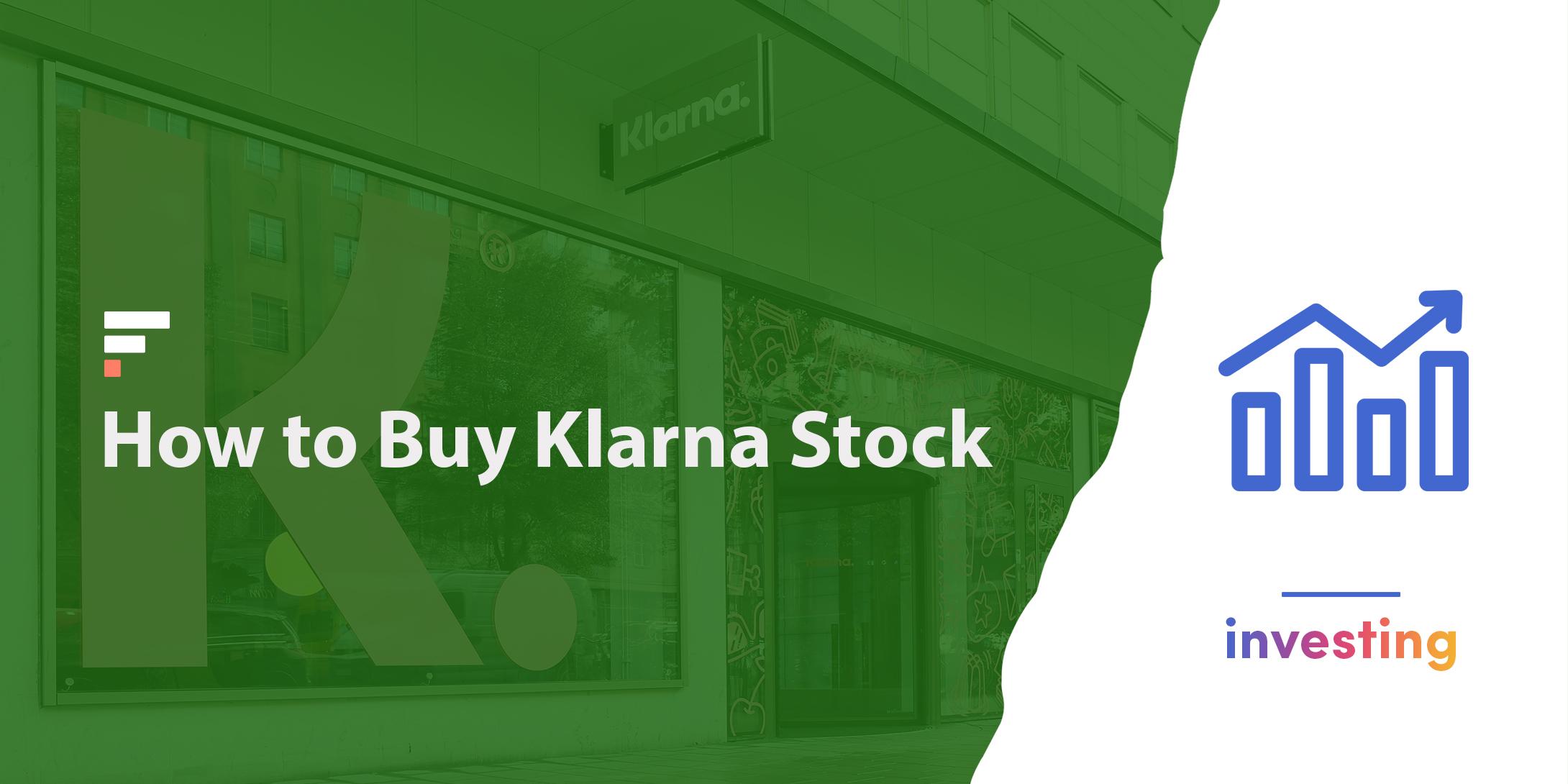 How to buy Klarna stock