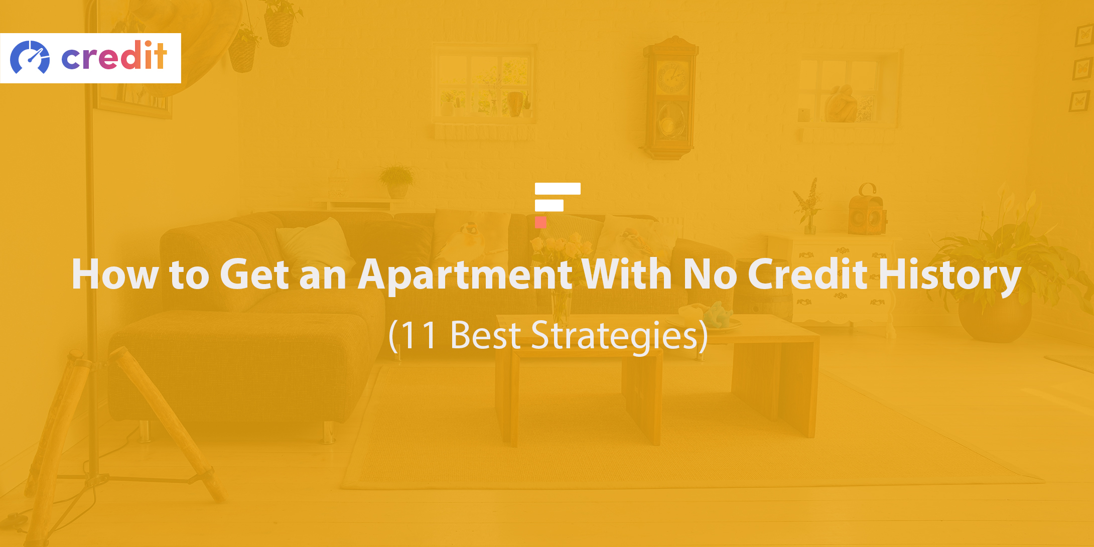 How to get an apartment without credit
