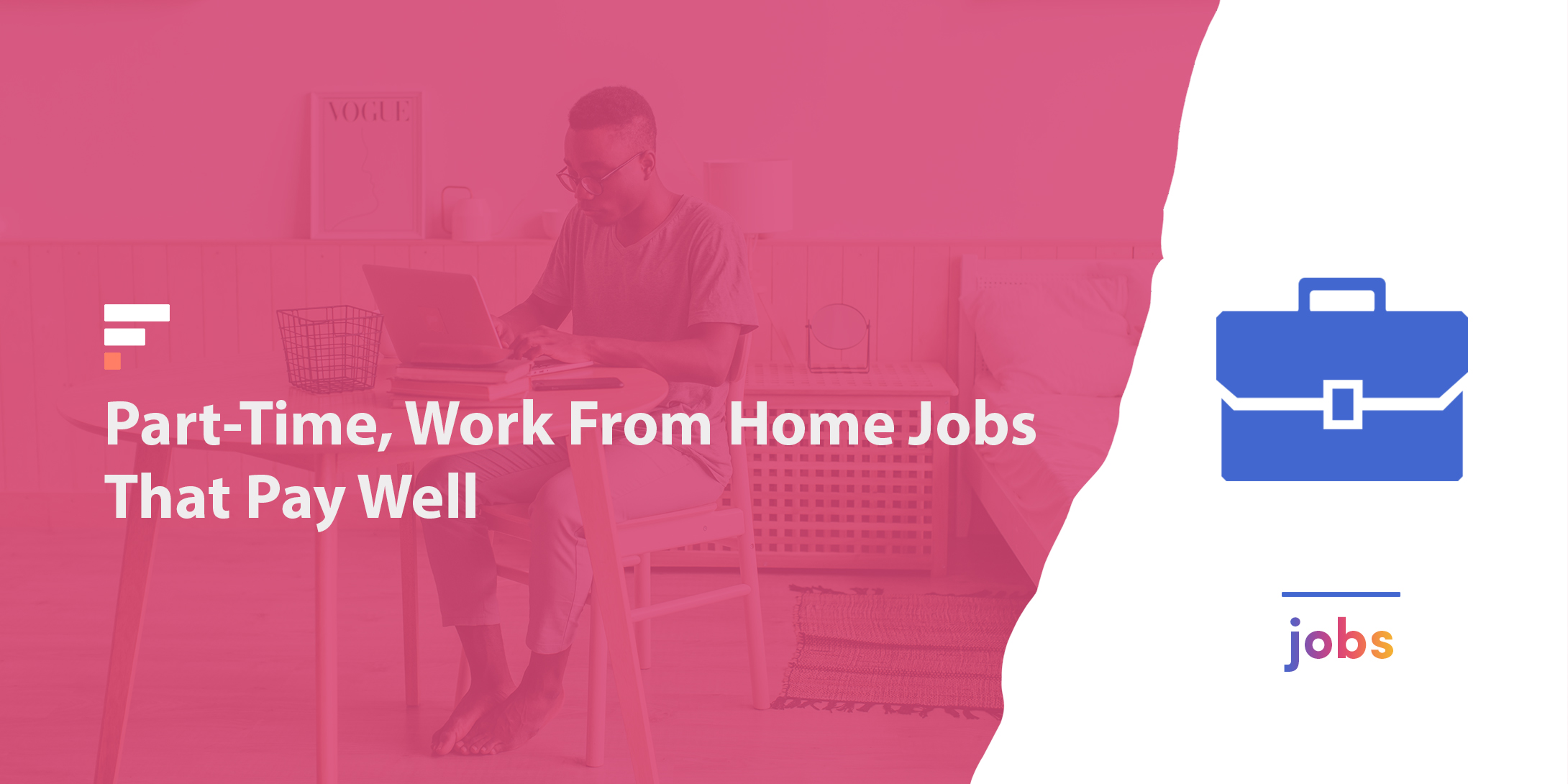 Best part-time work from home jobs