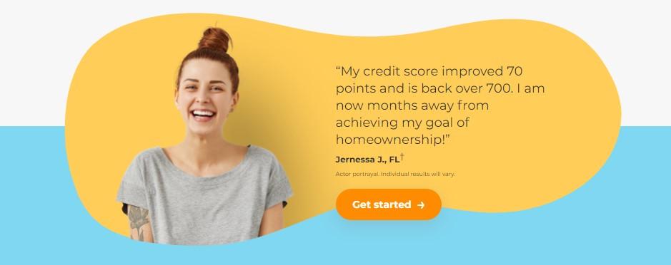 Self credit builder loan customer testimonial