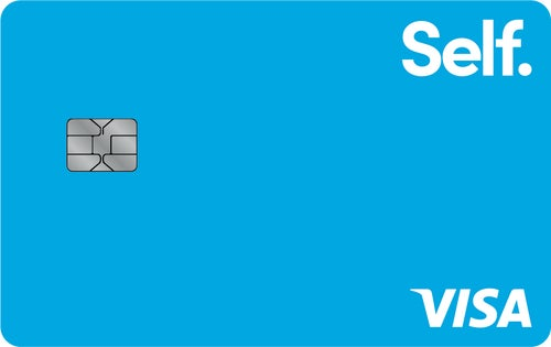 Self Visa®Secured Credit Card