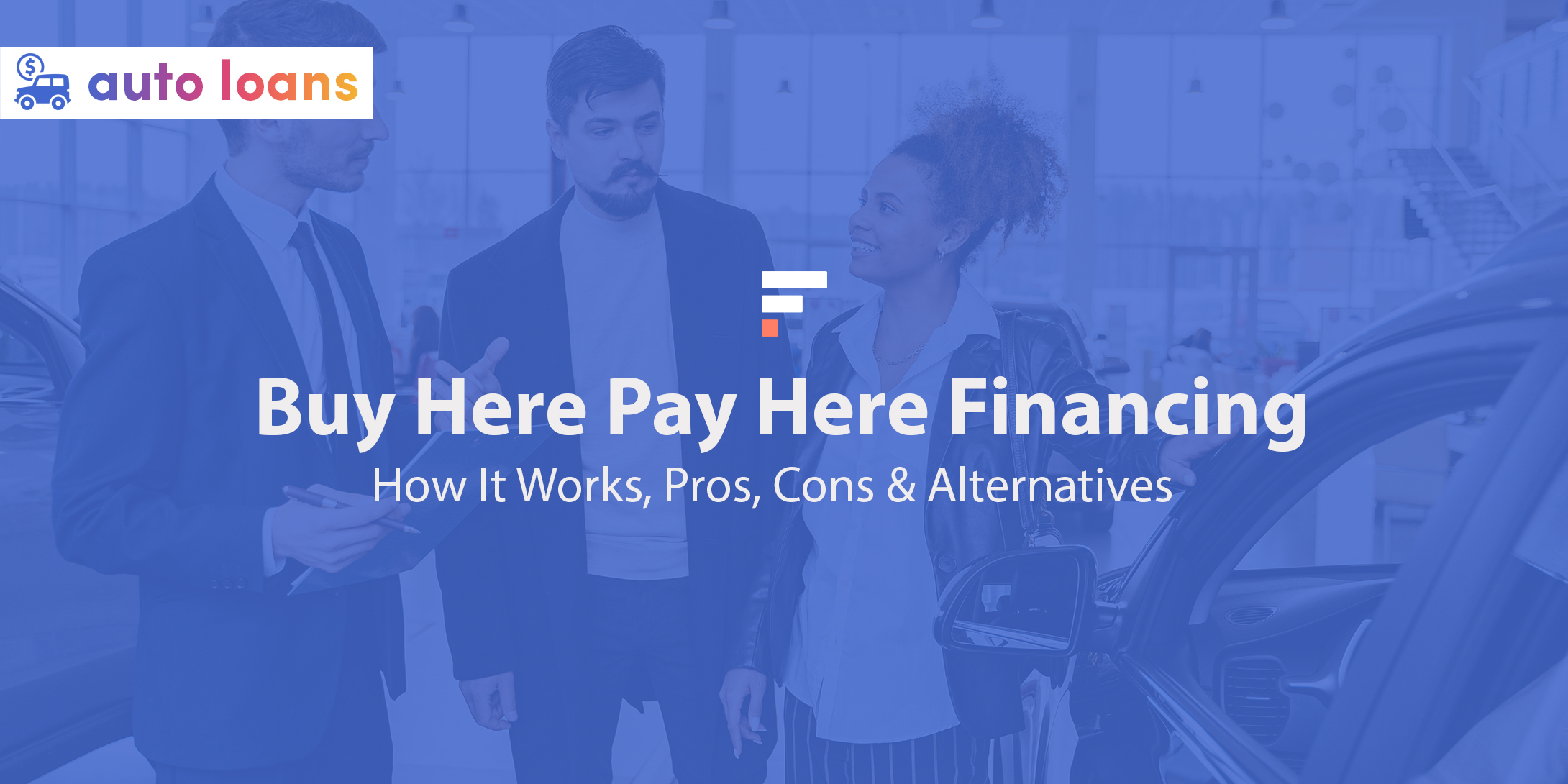 Buy here pay here financing