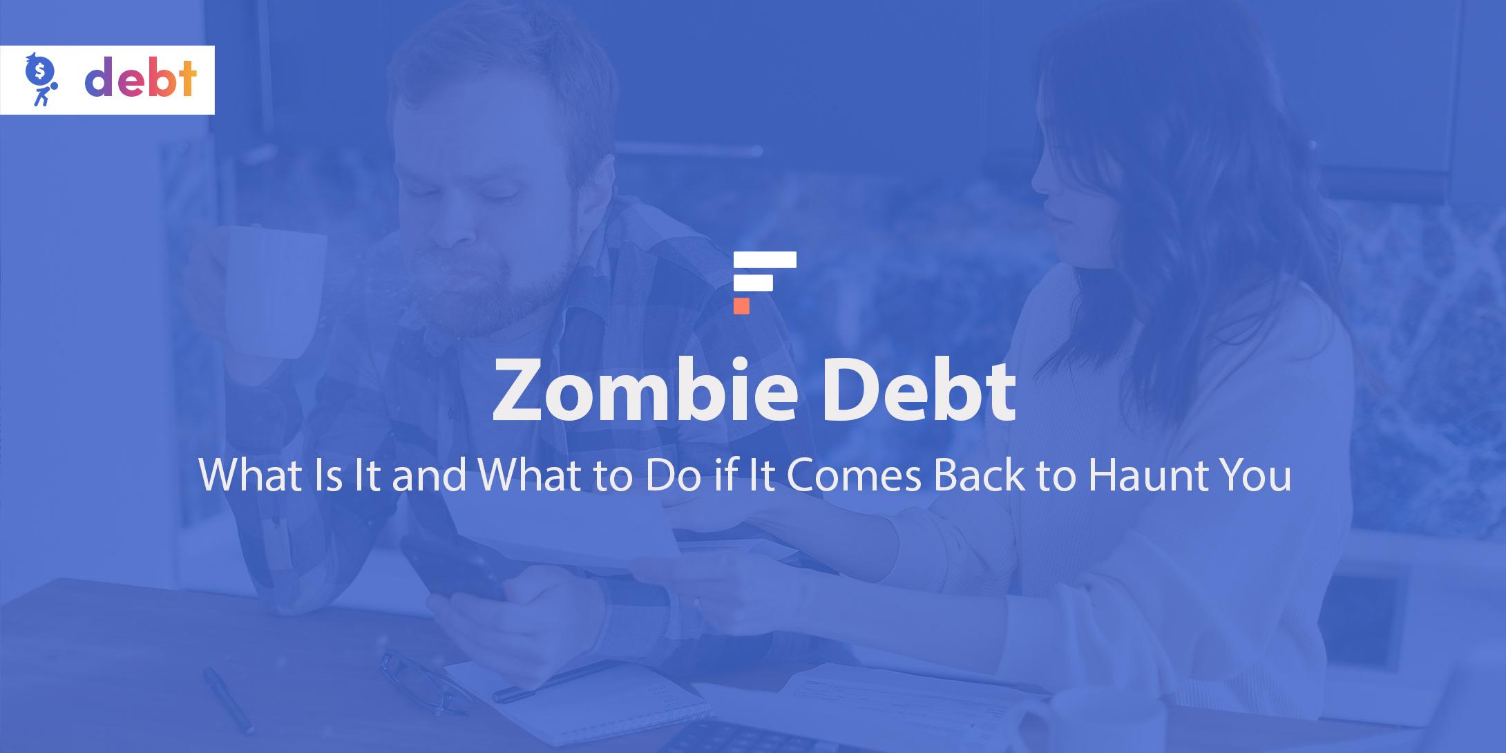 Zombie debt